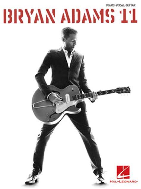 download mp3 full album bryan adams bryan adams 11 piano vocal guitar songbook and more
