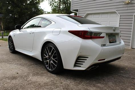 Recent Rc 350 2015 lexus rc 350 real world review autotrader