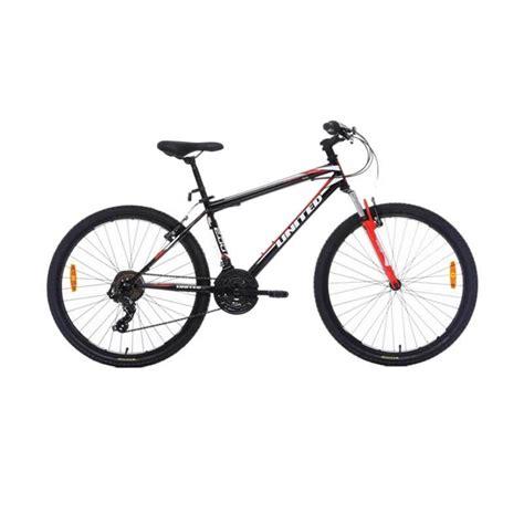 United Mtb 27 5 Kaspia 5 0 Hitam jual sepeda united mtb cek harga di pricearea