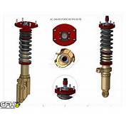 JIC Magic Coilovers Diagram ZMS RS PORSCHE 993 DS PB
