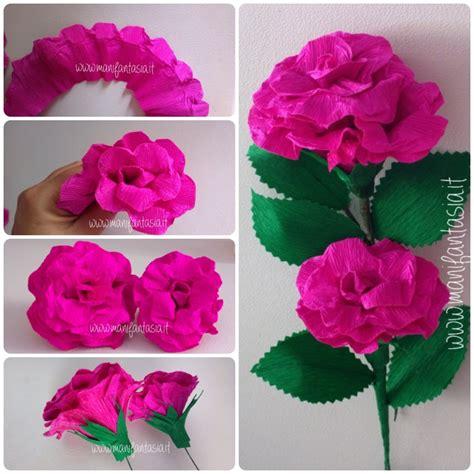 fiori di carta crespa spiegazioni in carta crespa 6 modi per realizzarle facilmente