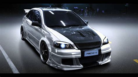 Opel Astra G by Tuning Opel Astra G