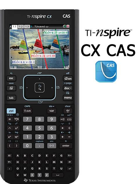 texas instruments nspire cx cas texas instruments ti nspire cx cas color handheld graphing