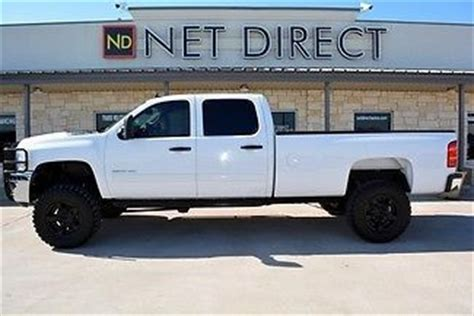 Auto Upholstery Keller Tx by Buy Used 11 Chevy 6 6 V8 Duramax 5 Quot Lift New 18 Quot Xd Rims