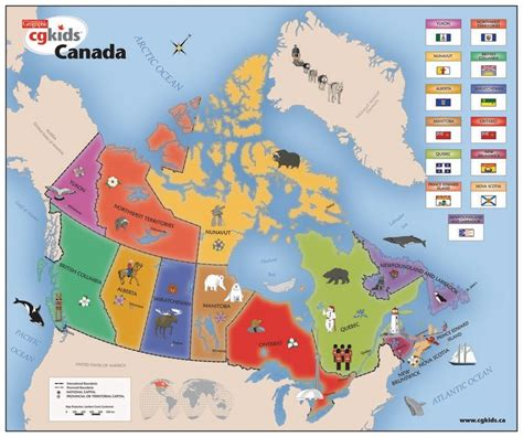 maps and directions canada cg kid s map of canada 300 large puzzle by cobble hill