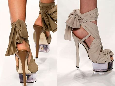 27 Coolest Platform Shoes For Summer 2009 by Summer 2010 Shoes From The Runway
