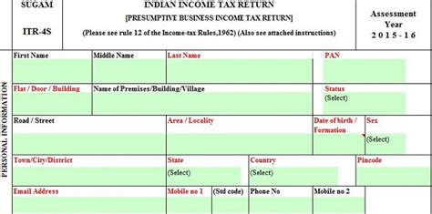 case laws of income tax section wise when to file itr 4s income tax return form for small
