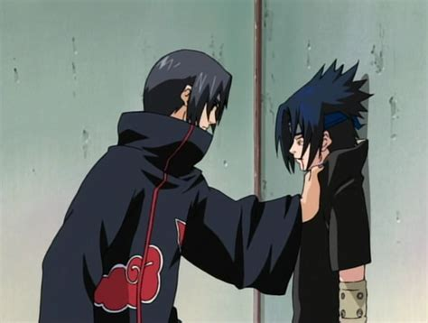 Kaos Hi Neck Kancing Anbu Konoha Clan Anime image itachi and sasuke png narutopedia fandom powered by wikia