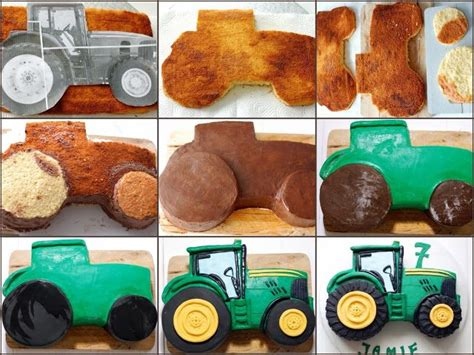 traktor kuchen rezept die besten 25 traktor kuchen ideen auf