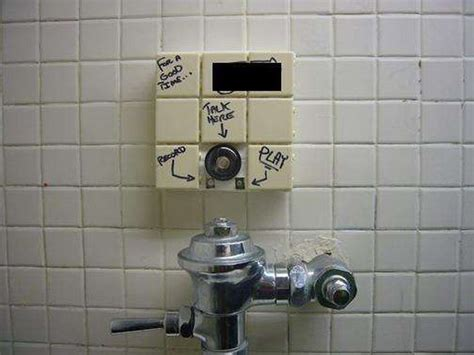 Bathroom Graffiti 16 Bathroom Graffiti Masterpieces That Are True Works Of