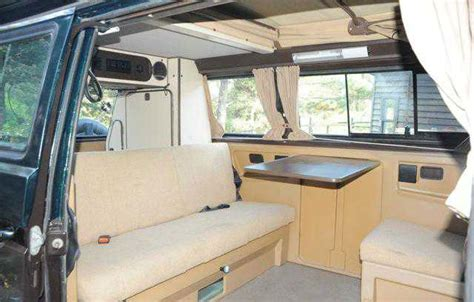 Vanagon Upholstery by Volkswagen Westfalia Interior Www Imgkid The Image