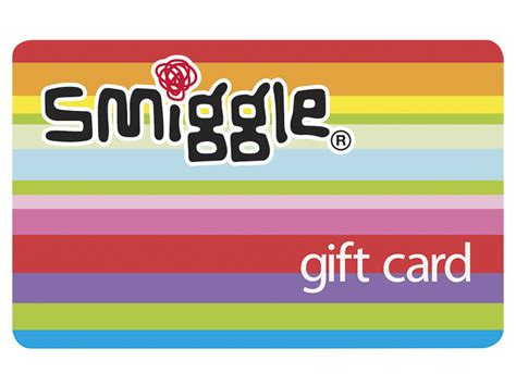gift cards smiggle gift card australia post shop