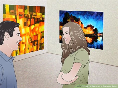 how to become good artist how to become a famous artist 13 steps with pictures