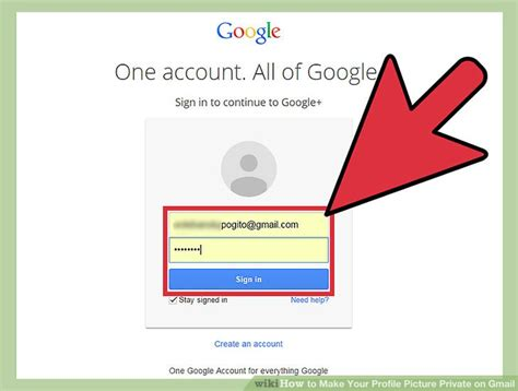 how to make your profile picture on gmail 7 steps