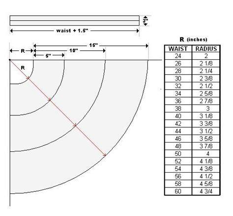 pattern grading calculator three tiered skirt weekend designer