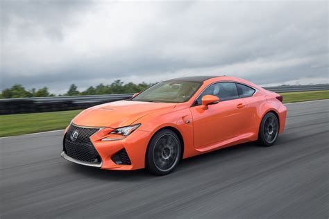 lexus rc f 2015 lexus rc f reviews and rating motor trend