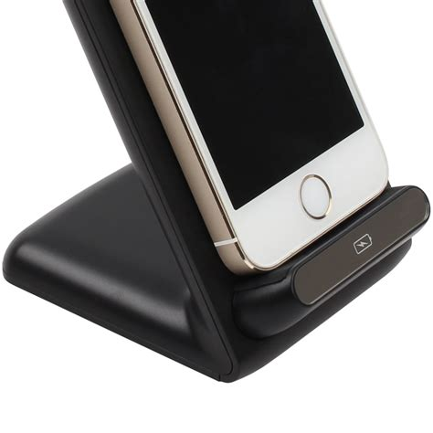 charging stands 10w qi fast wireless charging stand for mobile phones