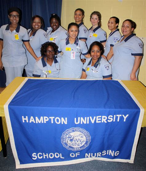 Background Check For Nursing School The Student Connection Hu Participates In Yolo Health Fair At Phoebus High School