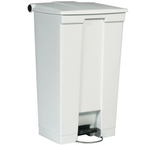 Rubbermaid Closetmaid Closetmaid 6 Gal White Pull Out Trash Can 3103 The Home
