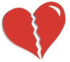 imagenes de corazones a la mitad imagenes de corazones con brillos y animados de amor para
