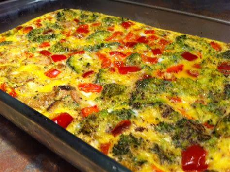 breakfast for the week egg casserole