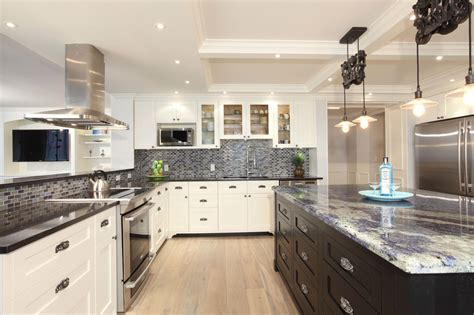 Light Kitchen | bring spaces to life with light klondike contracting
