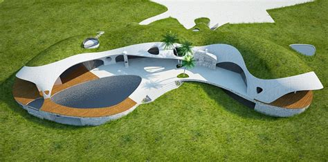 From inflatable 'bubble' airports to Hobbit style