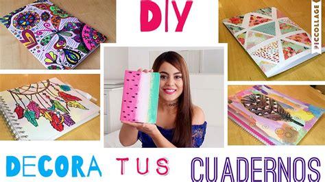 imagenes para decorar mis fotos diy 5 ideas para decorar tus cuadernos mayra alejandra