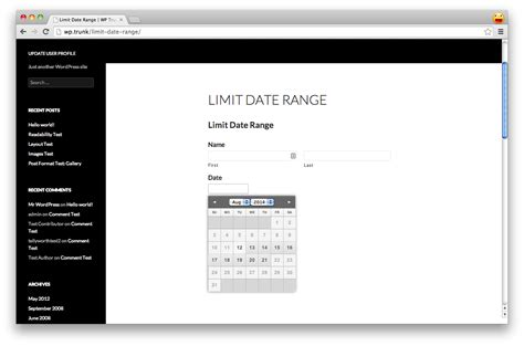 new year date range gravity forms limit date range by gravityplus
