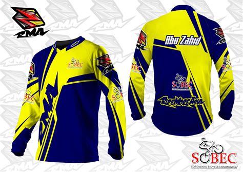 Baju Dan Celana Motor Trail jual jersey baju pakaian sepeda motocross trail dll