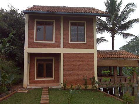 rumah bata merah minimalis modern rumah joglo limasan work