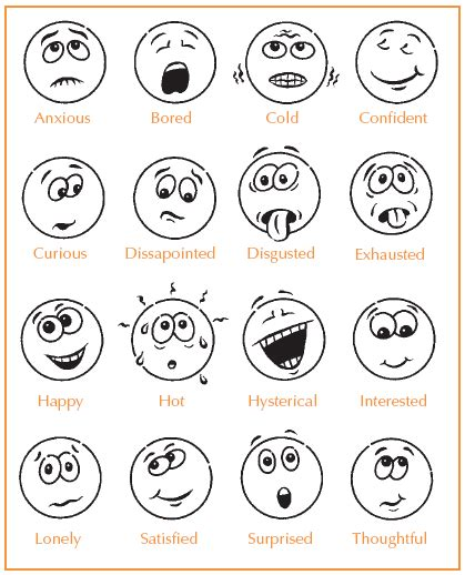 printable coloring pages emotions feeling faces printables easywokandbbq nl is een