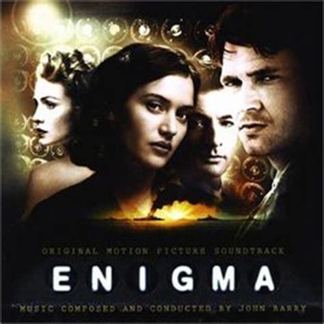 enigma film release date enigma soundtrack 2001