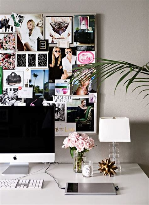beautiful office spaces a vase an objet d art a l and some beautiful photos
