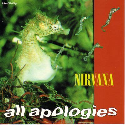 all apologies song of the day by eric berman all apologies by