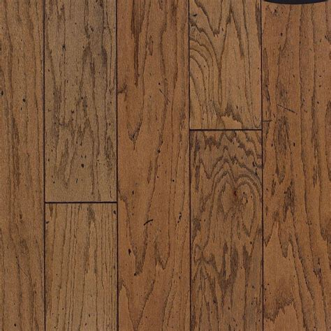 bruce cliffton rustic oak antique engineered click hardwood flooring 5 in x 7 in take home
