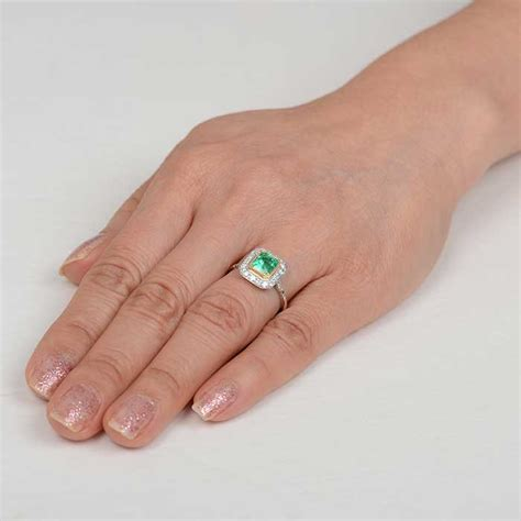 Costa Ring 1 75 carat costa smeralda ring estate jewelry