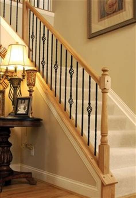 cost of new banister and spindles 1000 images about railing on pinterest wrought iron