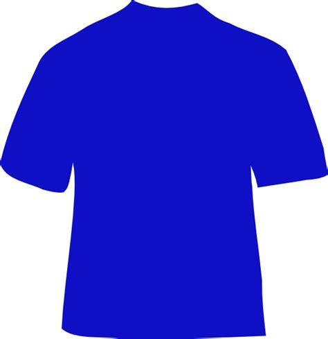 Moc Plain Sleeved Shirt Biru blue t shirt clip at clker vector clip