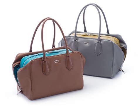 The Bag by A Look At The New Prada Inside Bag Purseblog