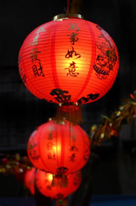new year lantern lanterns china