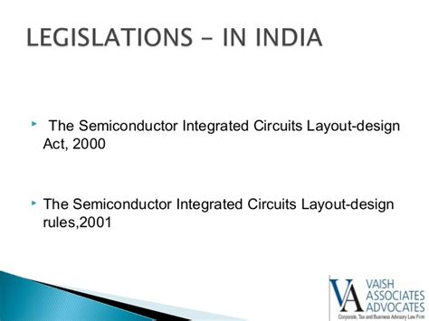 semiconductor layout design act india law of integrated circuits and layout dseign in india
