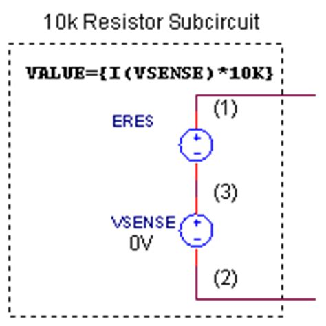 hspice voltage controlled resistor exle voltage controlled resistor in hspice 28 images op voltage controlled switch using op