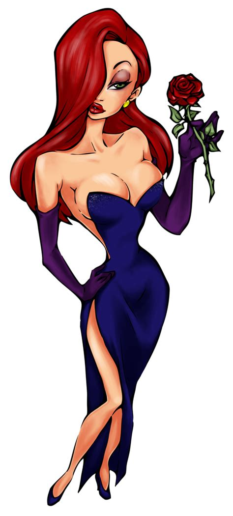 jessica rabbit clipart pin by alfredo on red rabbit pinterest