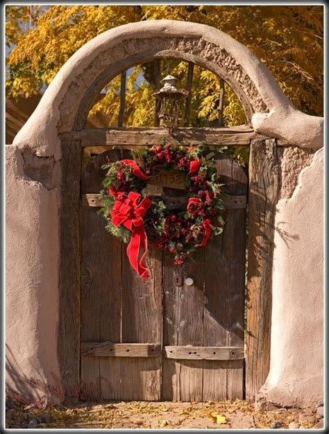 southwestern christmas decorations photos