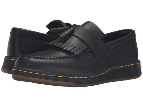 dr martens loafers with tassels dr martens edison kiltie tassel loafer at zappos