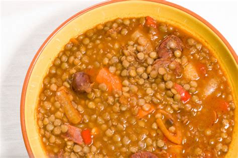 cucinare lenticchie precotte lenticchie con polpettine una ricetta di benedetta parodi