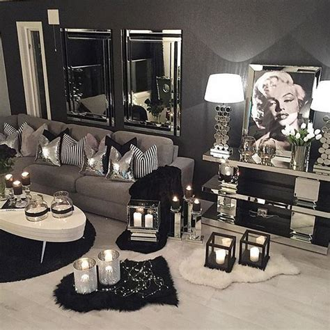silver living room ideas black and silver living room decor conceptstructuresllc com