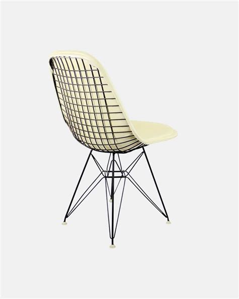 eames chair herman miller quot wire quot vintage years 1950 1970