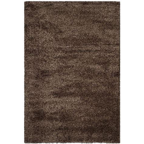 rugs california safavieh california shag 8 ft 6 in x 12 ft area rug sg151 8181 9 the home depot